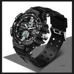 Hours sports Sanda 30 m WR Black TGTW-03-black