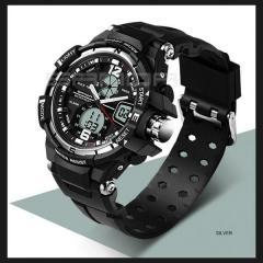 Часы спортивные Sanda 30 m Water Resistant...