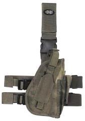 Tactical holster of A-tacs FG MFH 30725E