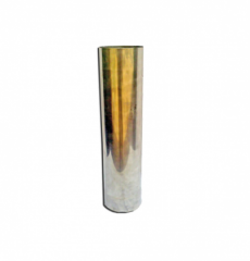 Одностенная дымоходная Труба 500 мм Ø120 мм