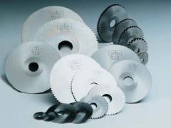 Ножи дисковые диаметром до 650мм