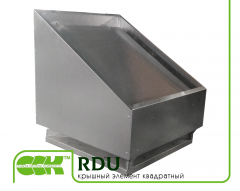 Square roof element RDU- 600