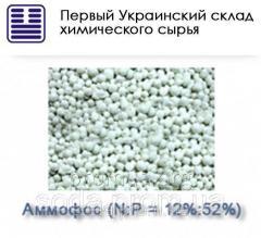 Удобрение Аммофос N:P=12%:52%