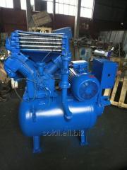 The compressor air PKS-1.75 - on a guarantee
