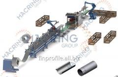 Круглая водосточная система (RWS Systems)  (MACRING GROUP)
