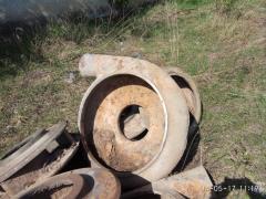 Корпус насоса грунтового  дм.520мм