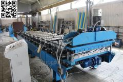 Automation line for shaped flooring...