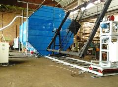 Ротоформувальне обладнання