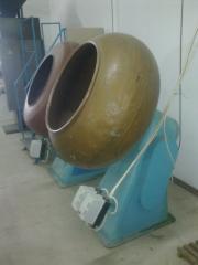 Дражировочный барабан.