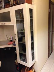 Корпусная мебель из стекла