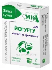 Йогурт биозакваска ТМ MIO