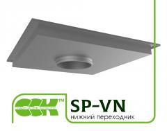 Нижний переходник SP-VN