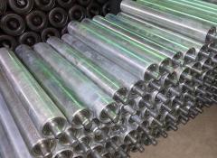 Roller conveyor f 51 mm