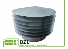 Крышный элемент вентиляции круглый BZL-630