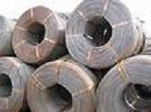 Rod iron steel in bays