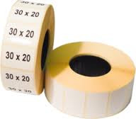 Термоэтикетка ТОП 30х20( улучшенная)