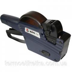 Этикет пистолет Blitz C6  (26х12)