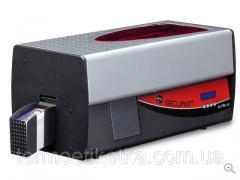 Карт-принтер Securion, для печати и ламинации, с целью предотвращения мошенничества