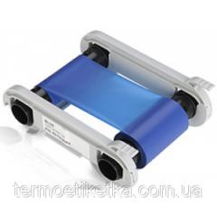 Лента риббон BLUE - 1000 prints/ roll(RCT012NAA) синий, на 1000 оттисков