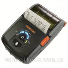 Мобильный принтер BIXOLON SPP-R200IIIBK (Bluetooth+USB)