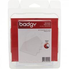 Пластиковая карта PVC BLANK CARDS - 30MIL -...