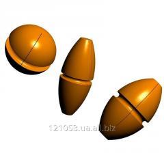 Бусинка Prologic Tungsten Pop Up Weight Kit для