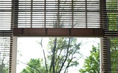 Жалюзі бамбукові рулонні