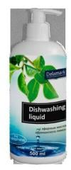 Means for washing of ware with essential oil of