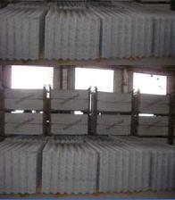 Asbestos-cement Slate of wavy 40/150-8 DSTU B of
