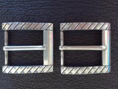 Belt buckle from the French producer, IDAM.