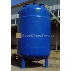 Reactor of corrosion-proof chemical 32 m3