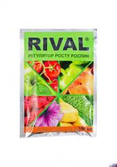 RIVAL® Regulator of growth of plants. Growth