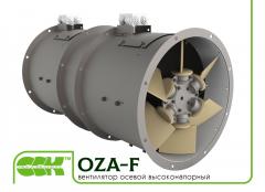 Вентиляторы осевые высоконапорные OZA-F 300/OZA-F 301