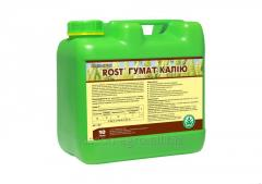 ROST® potassium Humate Liquid organic fertilizer;