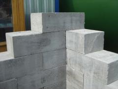 Foam concrete blocks Kiev