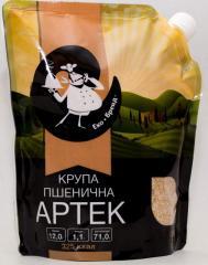 """Wheat groats """"Artek"""""""