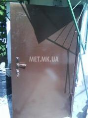 Дверь входная металлическая