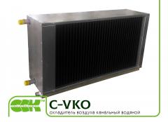 C-VKO-50-25 водяной охладитель воздуха для