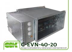 C-EVN-40-20-6 electric air heater