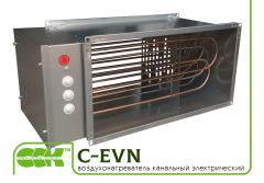 Электрический воздухонагреватель канальный C-EVN-60-35-16,5