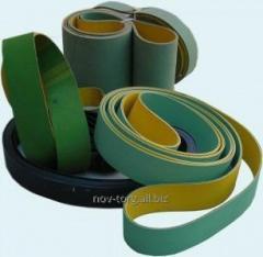 Belts are fla