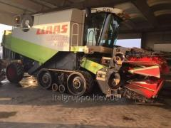 CLAAS Lexion 460 TT combine harvester