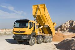 Переоборудование грузовиков в самосвалы с