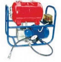 Насос с электроприводом для домкратов гидравлических НЭ63Р-2-24-2