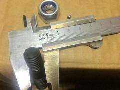 Шпильки крепления КОМ 12mm
