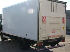 Гидроборт ZePro серии BZ-15 грузоподъемностью 1500