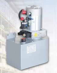 Электрогидравлика на электропогрузчик Electric