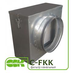 Фильтр канальный вентиляционный C-FKK-150