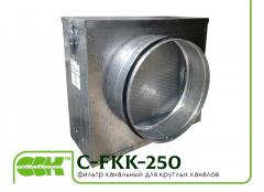 Канальный фильтр C-FKK-250 для канальной...