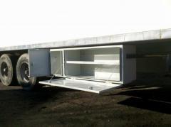 Инструментальные ящики для грузовых